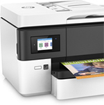 Great Quality Tabloid-Size Printing with HP's OfficeJet Pro 7720 Wide-Format All-in-One
