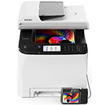Comparably Low Running Costs with Ricoh's SP C262SFNw Color Laser Multifunction Printer