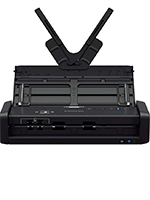 The Fast Cable-less Epson Workforce ES-300W Portable Wireless Document Scanner