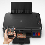 Low Cost Per Page with Canon's Pixma G3200 Wireless MegaTank All-in-One Printer