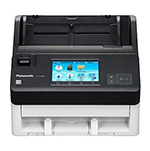 Panasonic's Fast and Accurate KV-N1028X Sheet-Feed Desktop Document Scanner