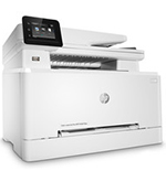 Good-Looking Full-Color Pages from HP's Color LaserJet Pro MFP M281fdw