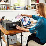 Brother's Family and Home-Based-Office MFC-J690DW All-in-One Printer