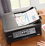 Brother's Midrange Family and Home-Based Inkjet MFC-J895DW All-in-One Printer