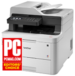 Brother's Entry-Level MFC-L3770CDW Color Laser-Class (LED)  All-in-One Printer