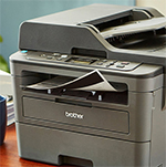 Brother's Fast Little DCP-L2550DW Monochrome All-in-One Laser Printer
