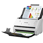Epson's Entry-Level Networkable WorkForce DS-575W Wireless Color Document Scanner