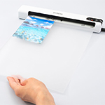 Epson's Bare-Bones, No-Frills, Relatively Fast, and Accurate DS-70 Portable Document Scanner