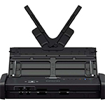 Epson's Fast and Accurate Workforce ES-200 Portable Duplex Document Scanner