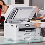 Versatility, Wide-Format, and Low Running Costs with Brother's MFC-J5930DW Inkjet AIO