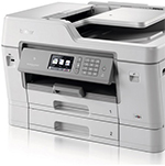 Print, Scan, Copy, and Fax Tabloid with Brother's Inexpensive-to-Use MFC-J6935DW AIO Printer