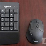Comfort and Multiple Device Paring with Logitech's MK850 Performance Wireless Combo