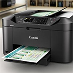 Canon's Business-Centric Maxify MB2120 Wireless Home Office Inkjet Printer