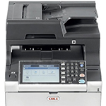 An Attractive, Nimble, and Capable Color Laser-Class MFP – the OKI MC573dn