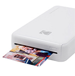 Photos and Stickers from Your Phone with Kodak's Mini 2 HD Instant Photo Printer