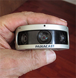 180-Degree Panoramic View, Intelligent Zooming, 4K Video and More with the PanCast 2 Webcam