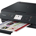 Canon's Inexpensive Five-Ink Pixma TS5020 Wireless Inkjet All-in-One Printer