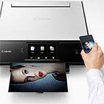 Top Drawer Photographs with Canon's Pixma TS9020 Wireless Inkjet All-In-One Photo Printer