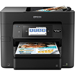 Epson's PrecisionCore-Based WorkForce Pro WF-4740 Delivers Speed and High Output Quality
