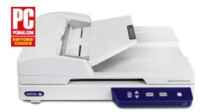 Review of the Xerox Duplex Combo Scanner at PCMag